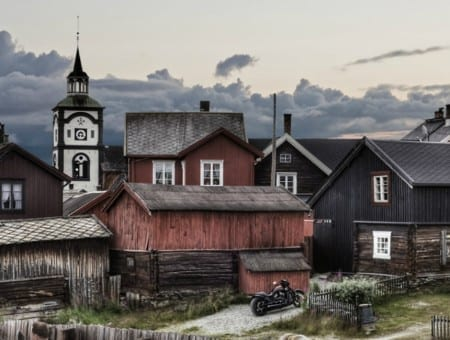 Welcome to Røros