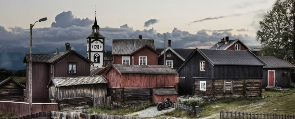Røros. Photo: Tom Gustavsen
