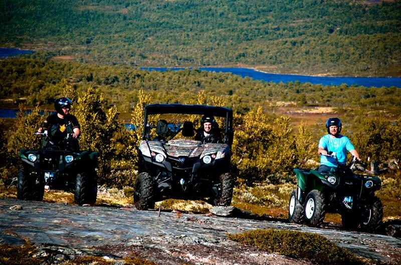 ATV safari - Explore Røros